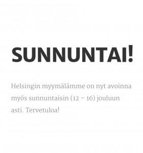 SUNNUNTAI