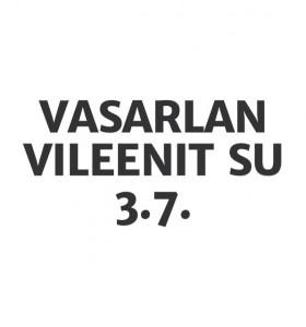 VASARLAN VILEENIT -myyntitapahtuma su 3.7. klo 10 – 16