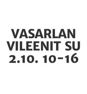 VASARLAN VILEENIT -myyntitapahtuma